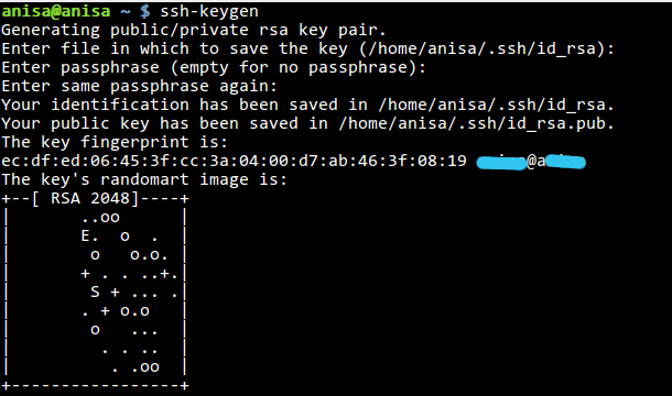 remote ssh tanpa password